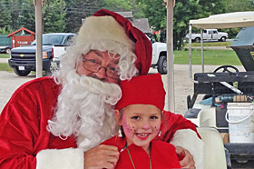 Camping Christmas In July Ideas.Scenic View Campground Activities Schedule
