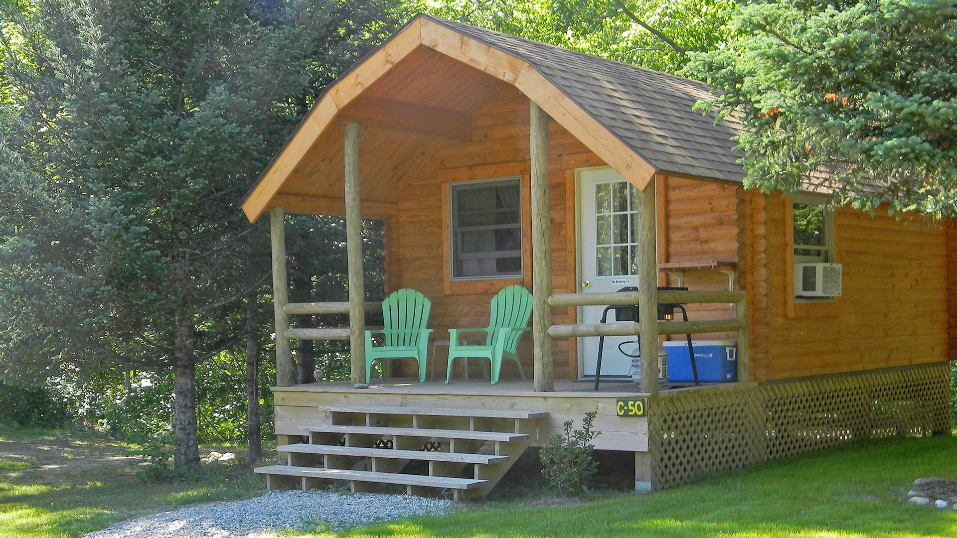 nh new in log cabins rentals cheap hampshire coast cottage lakes north rental cabin info conway drobek